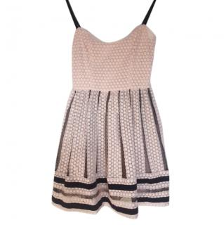 Red valentino little cocktail dress