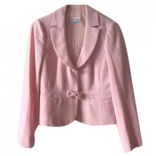 Red Valentino pink jacket