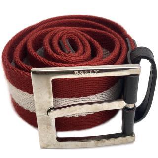 Bally belt