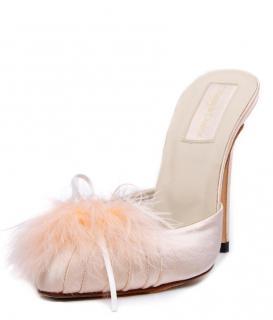 Maguy de Chadirac Boudoir Mule Shoes