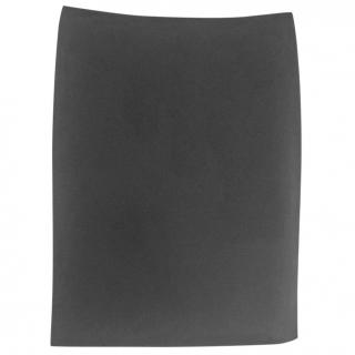 Joseph fully lined black skirt