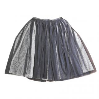 Needle and Thread mid-length skirt
