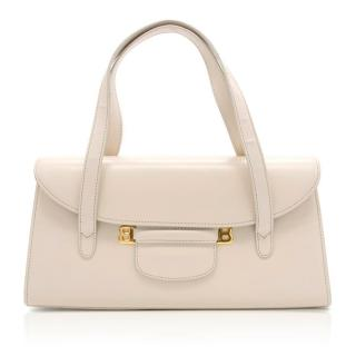 Bally Beige Calf Leather Bag