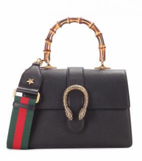 Gucci Dionysus Medium Leather Shoulder Bag