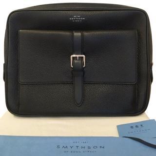 Burlington Grained Leather Portfolio