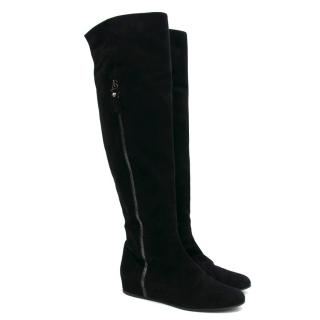 Stuart Weitzman For Russel&Bromley Over The Knee Boots