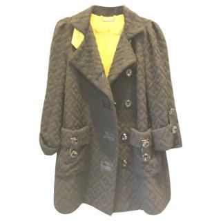 Diane von Furstenberg Evening Coat