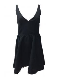 Red Valentino mini black dress