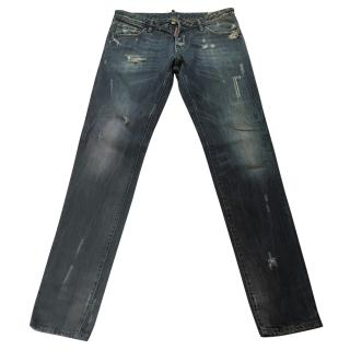Dsquared Distressed Jeans