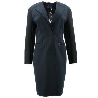 Lanvin Navy Coat