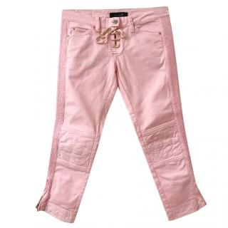Isabel Marant Pink Jeans