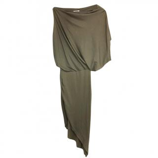 HELMUT LANG assimetric dress