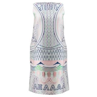 Mary Katrantzou Jacquard Lella Dress