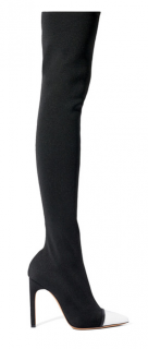 Givenchy over knee sock boots