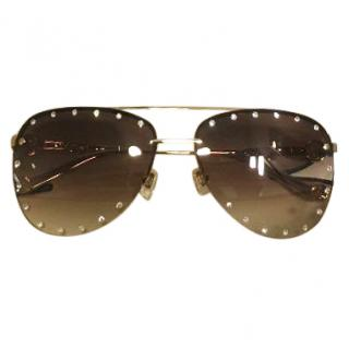 Louis Vuitton Shades with crystals