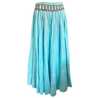 Juliet Dunn Maxi Skirt