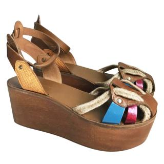 Isabel Marant Etoile leather mules