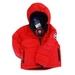 Canada Goose Kid's Bobcat Hooded Jacket