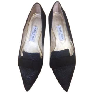 Jimmy Choo Galasao Flat ballerina shoes