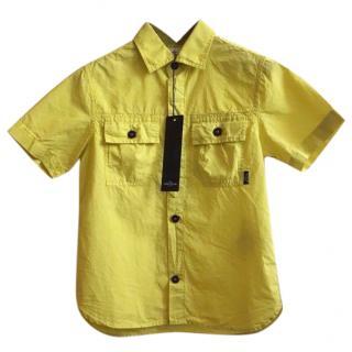 Stone Island boy's short sleeve shirt
