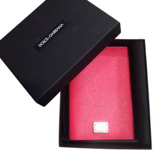 Dolce&Gabbana passport holder