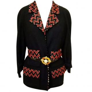 Chanel  fantasy tweed jacket RRP �3600