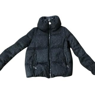 Moncler Tweed Down Winter jacket