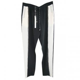 Jonathan Simkhai Silk Trousers