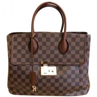 3b42c473fc62 LOUIS VUITTON Damier Ebene Ascot Bag