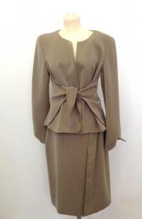 Giorgio Armani Jacket and Skirt Suit