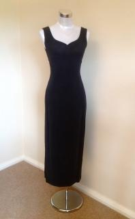 Episode Vintage Silk Evening Dress