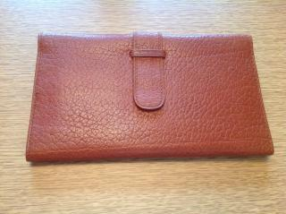 Ralph Lauren Leather wallet and passport holder