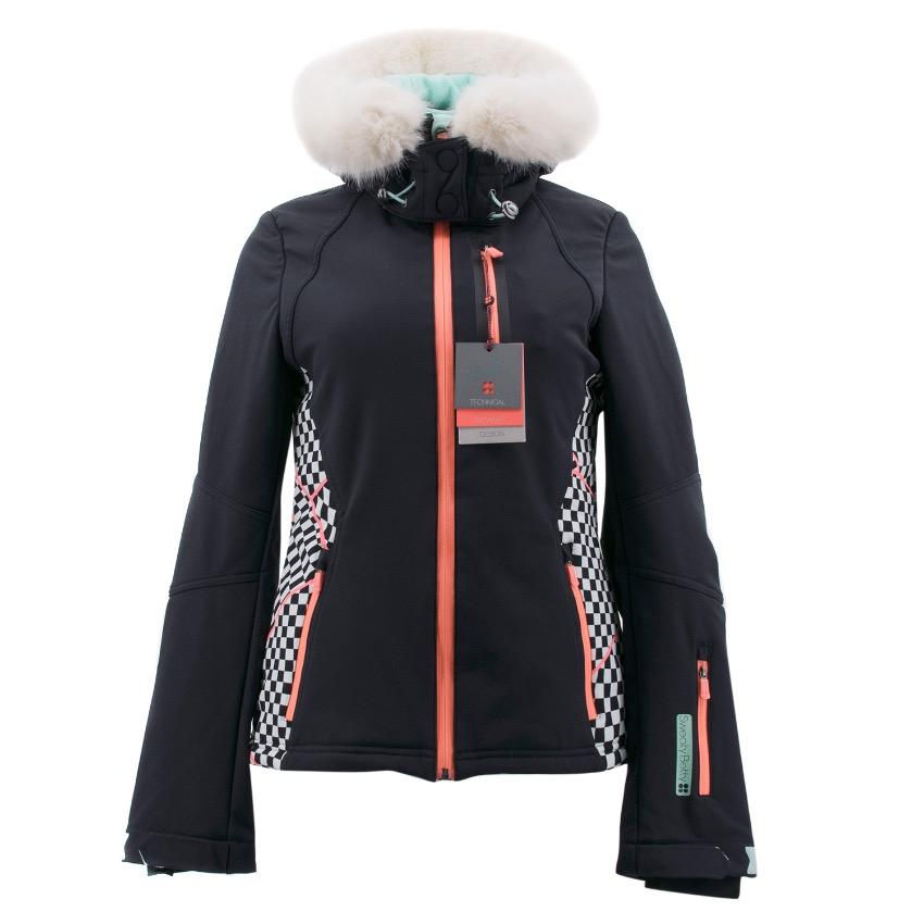 4915f7d0d68 Sweaty Betty Exploration Softshell Ski Jacket