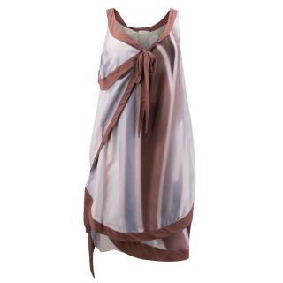 Nina Ricci Silk Tie Top