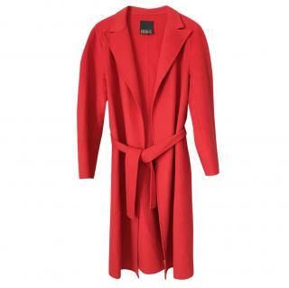 Gianfranco Ferre Orylag Red Coat