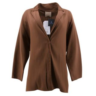 Lanvin Brown Jacket