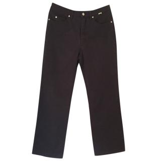 Escada Sport linda straight leg jeans
