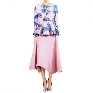 Tata Naka Swirly Hem Skirt