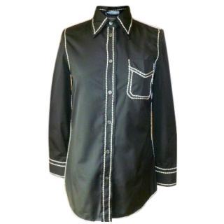 Prada Black Cotton Shirt