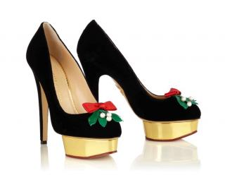 Charlotte Olympia Kiss Me Dolly Shoes