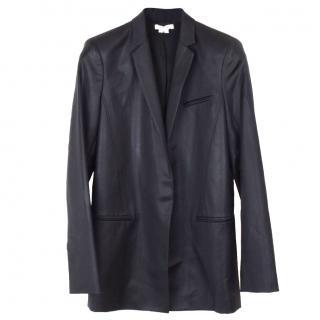 Helmut Lang black wool blazer
