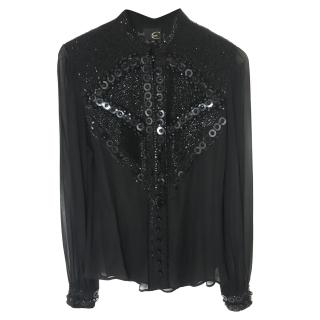 Just Cavalli Embelished Shirt.