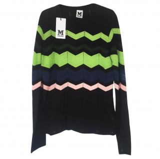 Missoni long sleeve jumper