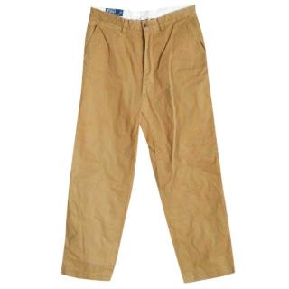 Ralph Lauren Polo Brown Trousers