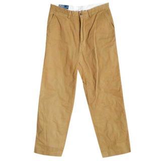 Ralph Lauren Polo Brown Trousers