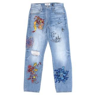Frame Sasha Le Original Jeans