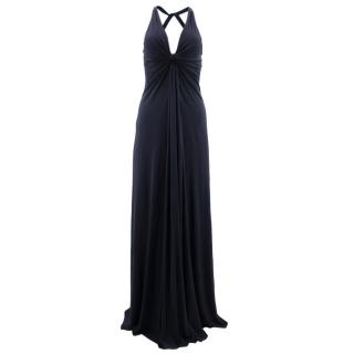 Laundry Navy Gown