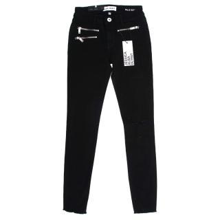 Jessica Alba X DL No.3 Instasculpt Skinny Jean