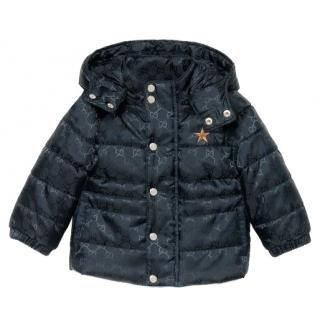 NEW Gucci Baby Unisex Padded Coat Jacket