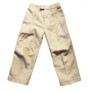 Burberry boys trousers